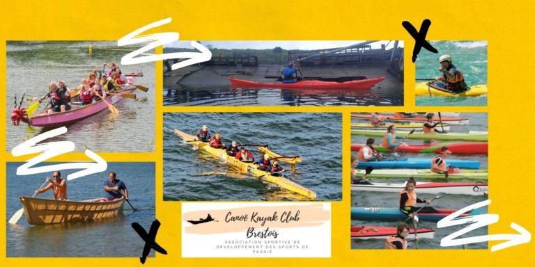 La rentrée du Canoë Kayak Club Brestois